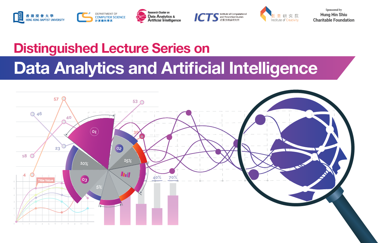 Distinguished Lecture Series on Data Analytics and Artificial Intelligence