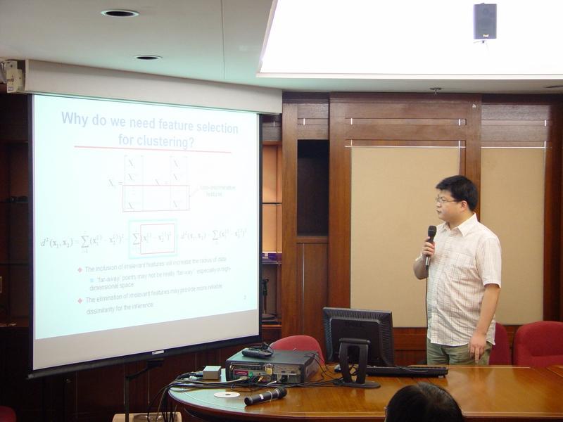 Mr. Zhili Wu, Vincent