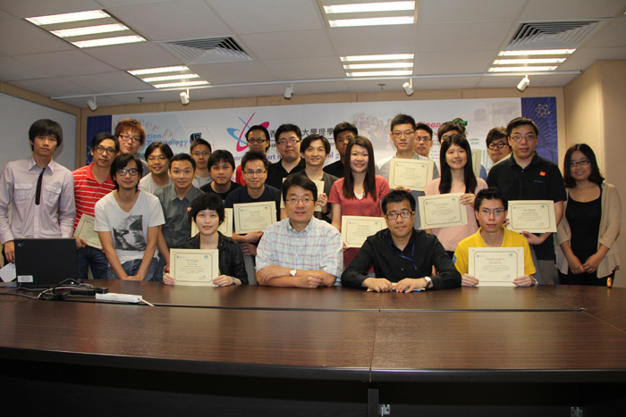 Scholarship Recipients in MSc IT Management